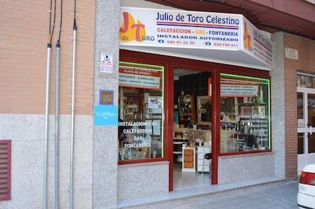 Fontanería Julio de Toro Fotos