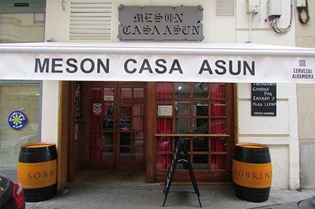 Mesón Casa Asun Fotos