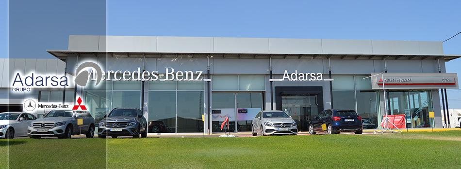 Mercedes Benz Adarsa