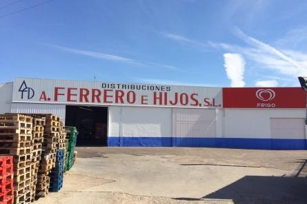Congelados A. Ferrero e Hijos Fotos