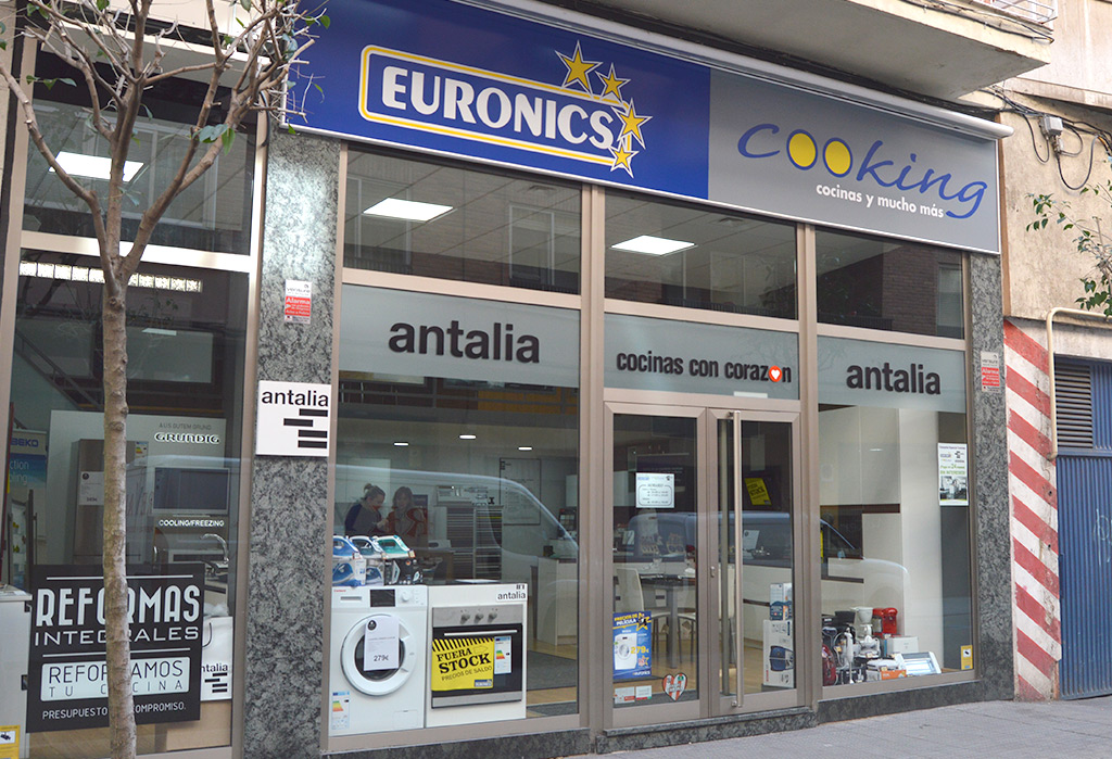 Cocinas Euronics Cooking Antalia Fotos