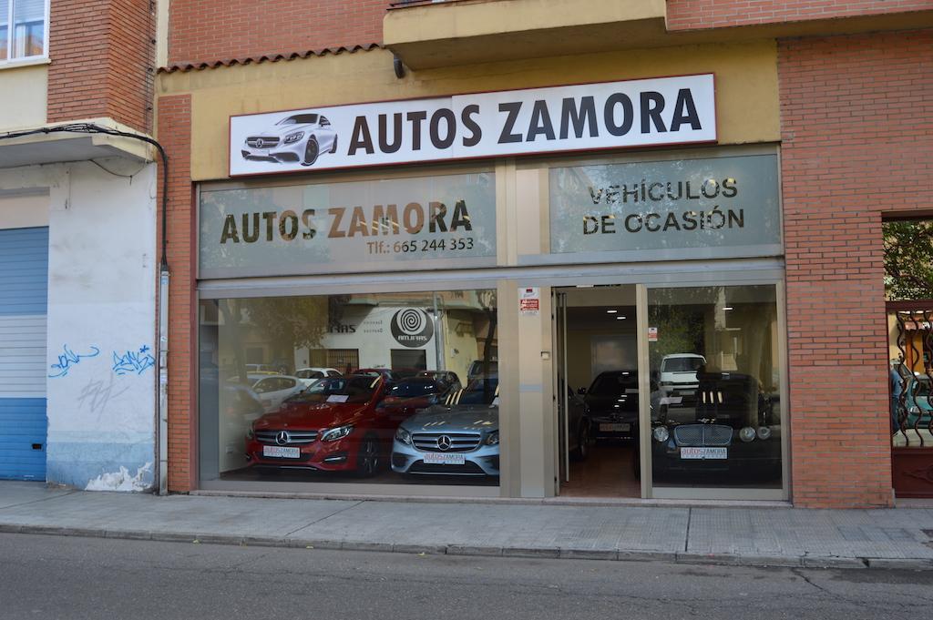 Autos Zamora Compraventa de Automóviles Centro Ciudad Fotos