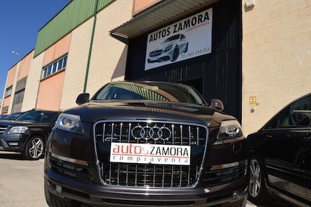 Autos Zamora Compraventa de Automóviles Exposición Fotos