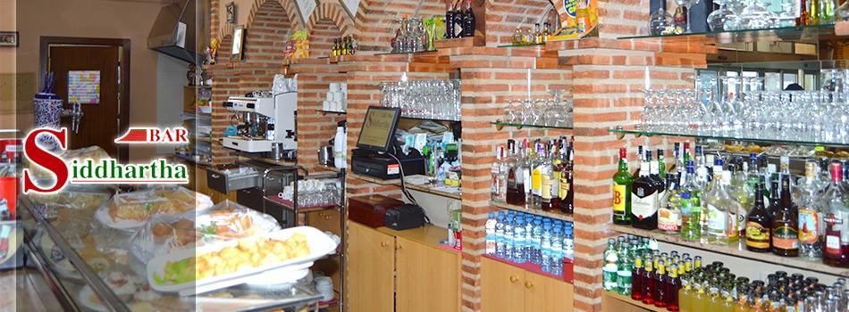 Cafetería Siddhartha
