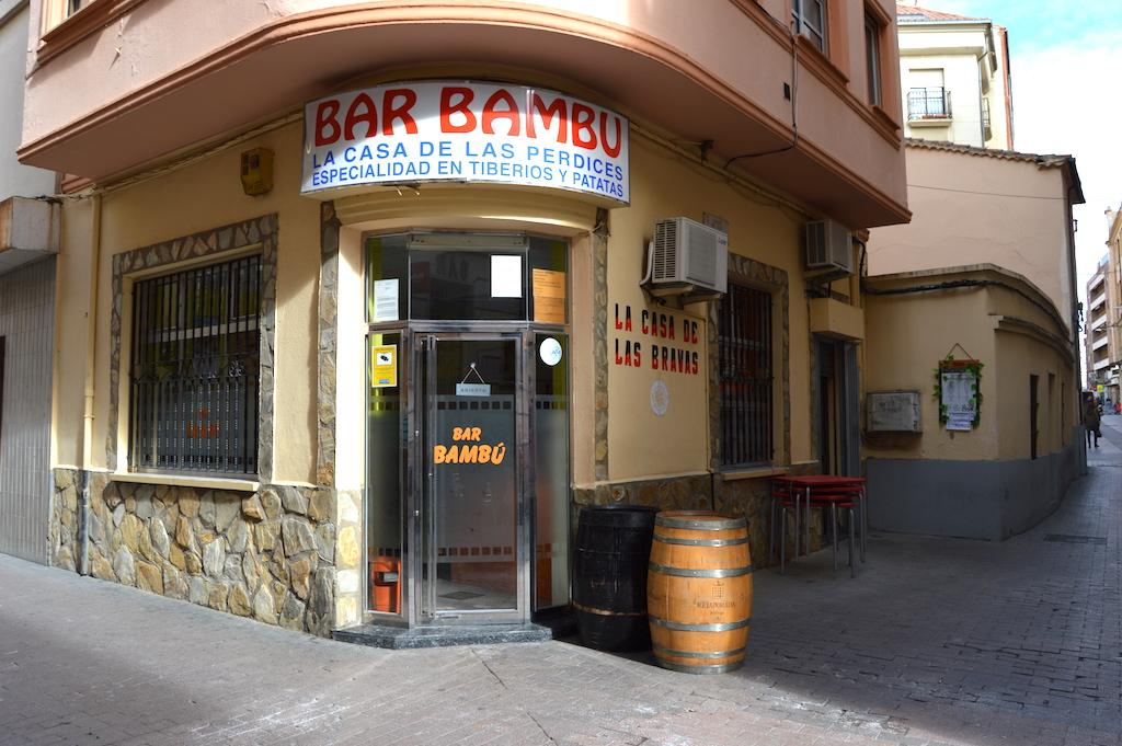 Bar Bambú Fotos