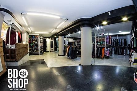 Tienda skateboard & street wear BDShop / BDSkateshop Fotos