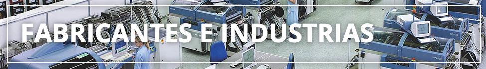 Fabricantes e Industrias