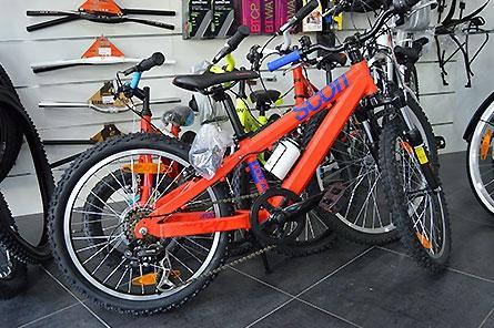 Tienda de Bicicletas BiciDuero Fotos
