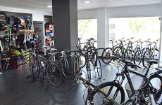Tienda de Bicicletas BiciDuero