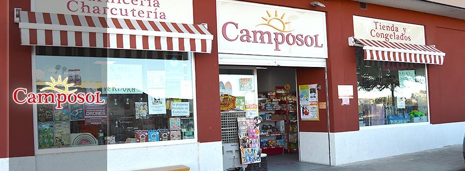 Carnicería Camposol (Barrio de San Frontis)