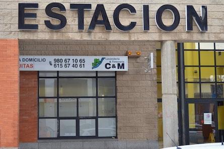 Lavandería y Tintorería CYM en Zamora Fotos