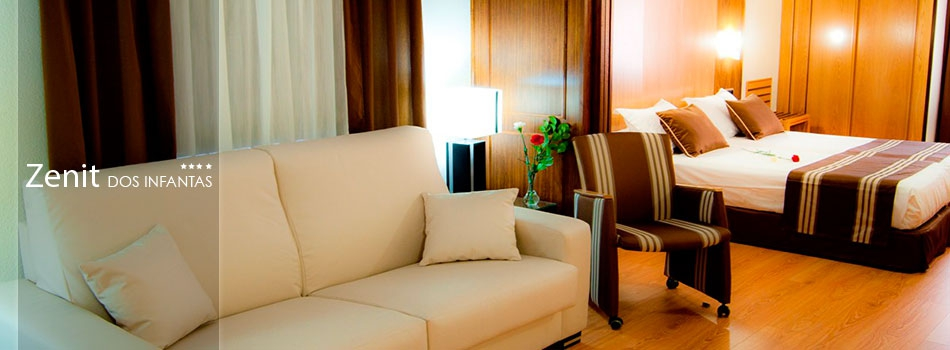Hotel Zenit Dos Infantas ****