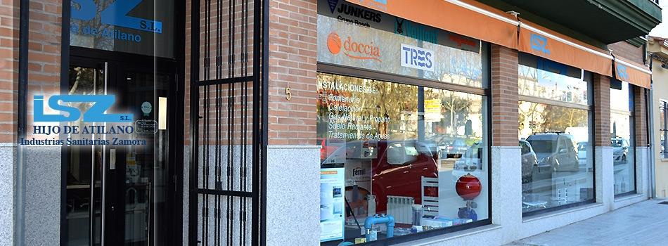 ISZ HIJO DE ATILANO Industrias Sanitarias Zamora
