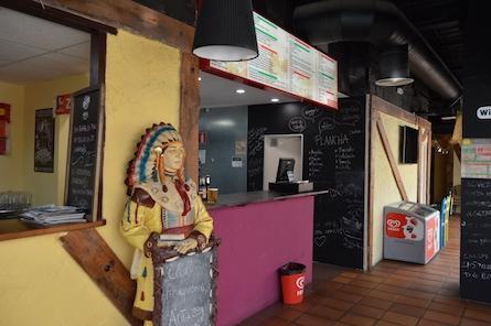 Restaurante Carbón y Ramas Secas Fotos