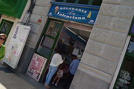 Heladería La Valenciana Fotos