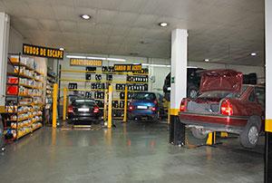 Lidercar Reparación del automóvil