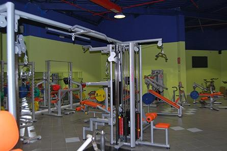 Gimnasio Maclou Gym Fotos