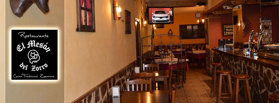 Restaurante El Mesón del Zorro