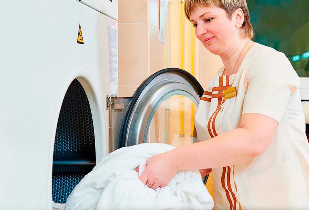 Naturlavado, lavandería industrial Fotos