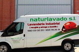 Naturlavado, lavandería industrial