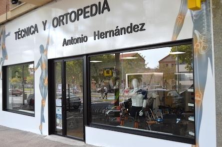 Ortopedia Antonio Hernández Fotos