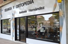 Ortopedia Antonio Hernández