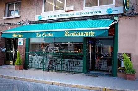 Restaurante Mesón La Cueva Fotos