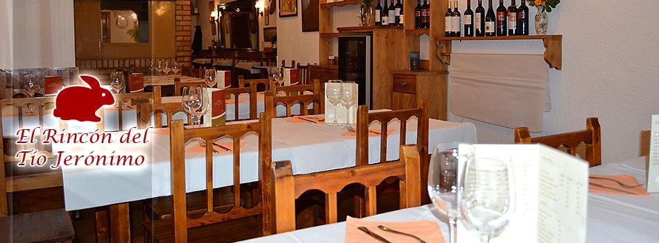 Restaurante El Rincón del Tío Jeronimo