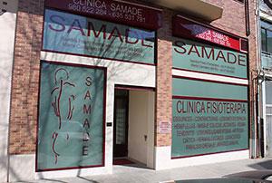 Clínica Fisioterapia Samade