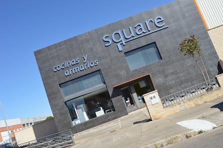 Square cocinas y armarios Fotos