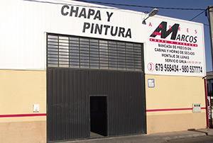 Chapa y Pintura Andrés Marcos