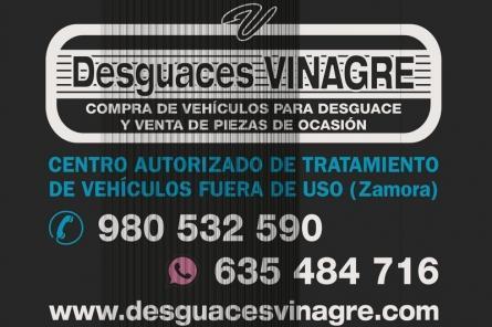 Desguaces Vinagre Fotos