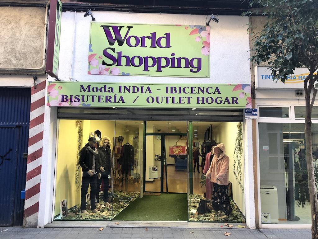 World Shopping Fotos