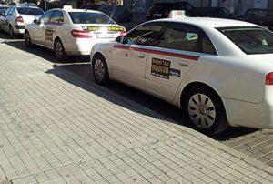 Cómo desplazarte por Zamora. Radio Taxi