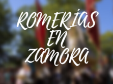 Zamora provincia de romerías