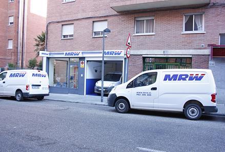 Transportes Urgente MRW Fotos