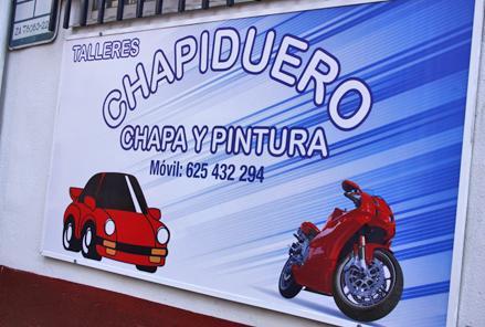Taller de Chapa y Pintura Chapiduero Fotos