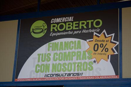 Comercial Roberto Fotos