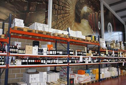 La Alacena del Pizarro. Comercial Hosglo Fotos