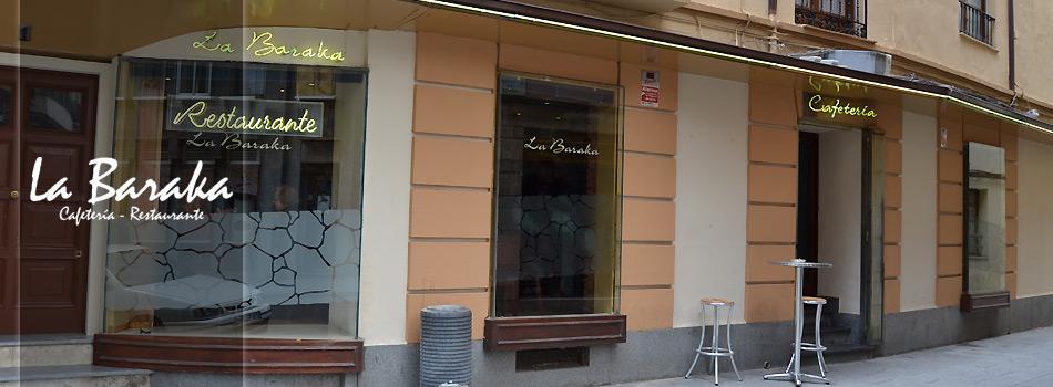 Café Restaurante La Baraka