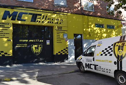 MCT77 Talleres Tormar Fotos