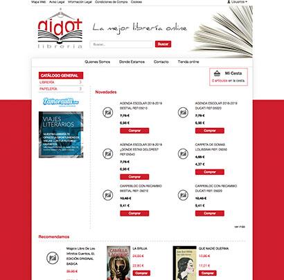 Librería Didot