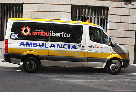 Ambulancias Zamoranas