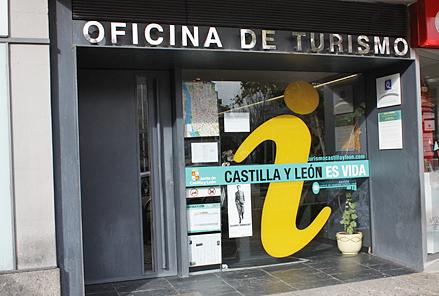 Oficina de Turismo de la Junta de Castilla y León